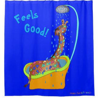 Rainbow by The Happy Juul Company Shower Curtain
