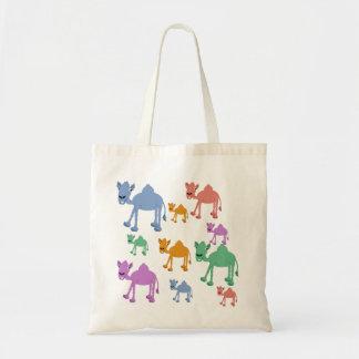 Rainbow Camel Bag