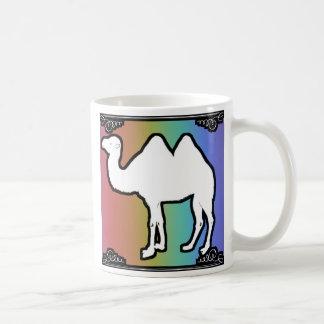 Rainbow Camel Mug