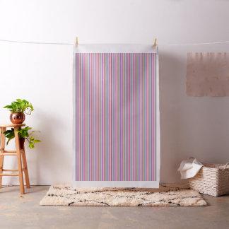 Rainbow Candy Stripes Fabric