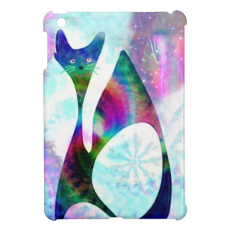 Rainbow Cat Cover For The iPad Mini