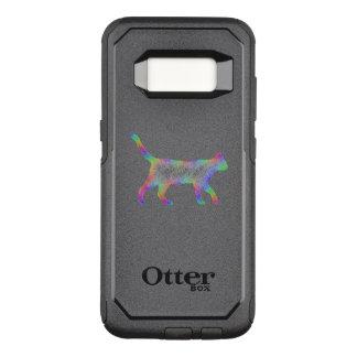 Rainbow cat OtterBox commuter samsung galaxy s8 case
