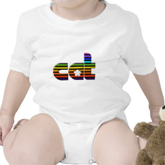 rainbow cat t-shirts