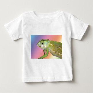 Rainbow chameleon shirts