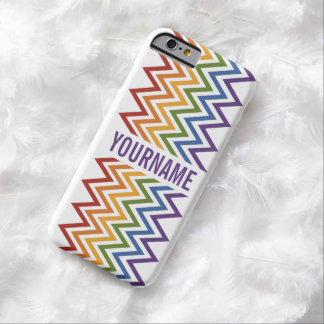 Rainbow Chevron Pattern custom cases
