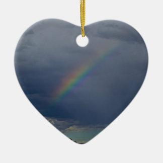 Rainbow Christmas Ornament