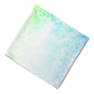 Rainbow Cloud Background Customize or Stay Cloudy Bandana