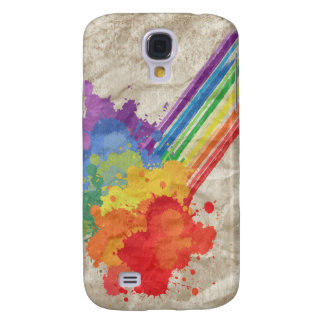 RAINBOW CLOUD -.png Galaxy S4 Covers