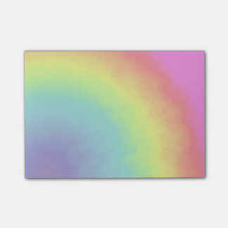 rainbow cloud Post-It-Notes pad Post-it Notes