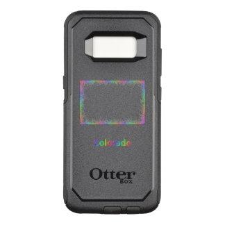 Rainbow Colorado map OtterBox Commuter Samsung Galaxy S8 Case