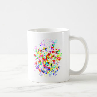 Rainbow Colored Awesome Items Mug