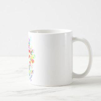 Rainbow Colored Awesome Items Coffee Mug