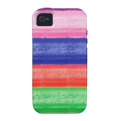 RAINBOW Colorful GIFTS Greetings Events Congress Case For The iPhone 4