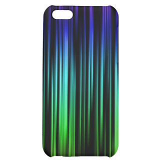 rainbow colorful strips cover for iPhone 5C