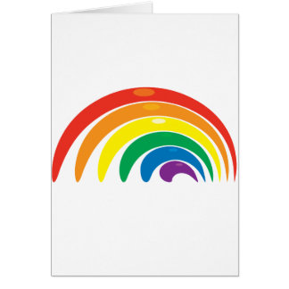 Rainbow Colors Cards