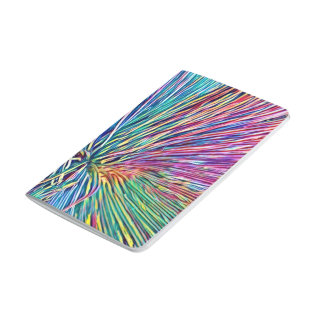 Rainbow Colors Plant Pocket Book / Notebook Journals