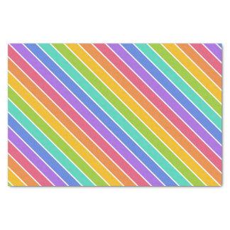 Rainbow Colors tissue paper