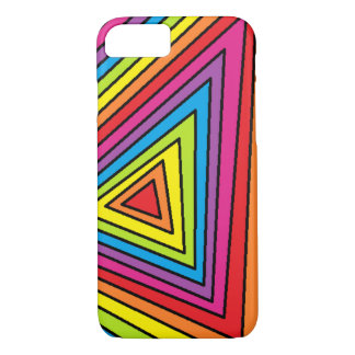 Rainbow Coloured iPhone 7 Casing/Cover/Skin iPhone 7 Case