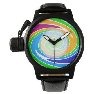 Rainbow Coloured Watch