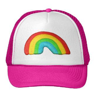 Rainbow Cookie Cap