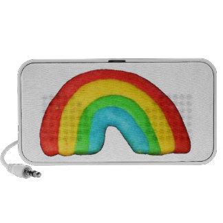 Rainbow Cookie Mini Speakers