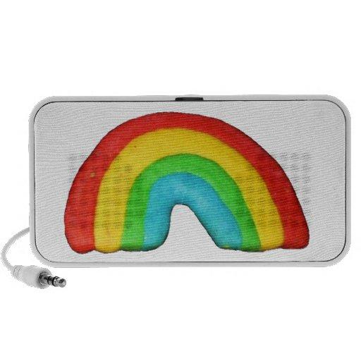 Rainbow Cookie Speaker