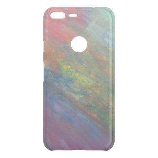 Rainbow | Cool Colorful Abstract Psychedelic Uncommon Google Pixel XL Case