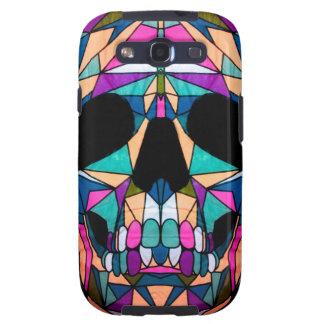 Rainbow cover skull