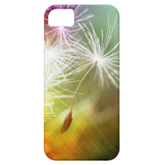 Rainbow Dandelion Case For The iPhone 5