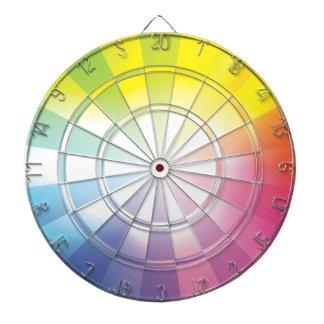 Rainbow Dartboard 1