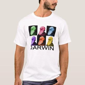 Rainbow Darwin men's t-shirt
