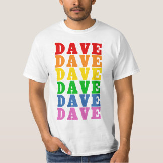 Rainbow Dave T-Shirt