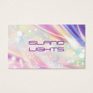rainbow dazzle business card