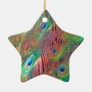 Rainbow Deco Christmas Ornament