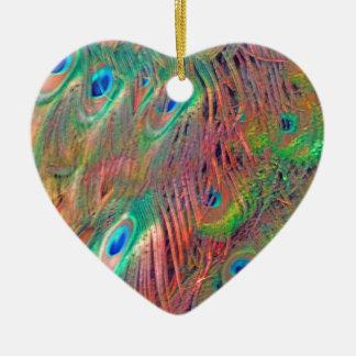 Rainbow Deco Christmas Ornament