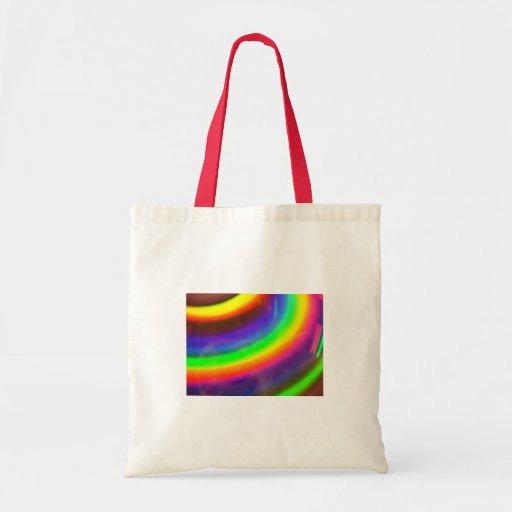 Rainbow Designs Tote Bag