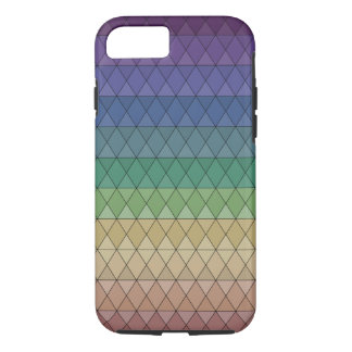 Rainbow Diamonds iPhone 8/7 Case