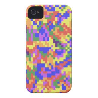 Rainbow Digital Camouflage iPhone 4 Case