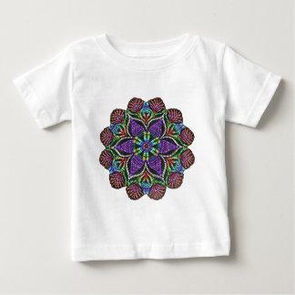 Rainbow Doily Mosaic T-shirts