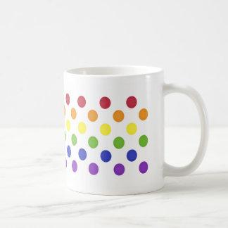 Rainbow Dots Mug 04