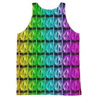 Rainbow Dragon All-Over Print Tank Top