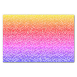 Rainbow Dragon Scale Fantasy Gift Tissue Paper