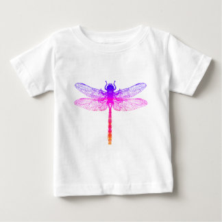 Rainbow Dragonfly Baby T-Shirt
