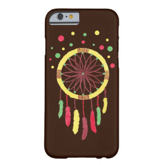Rainbow Dreamcatcher Barely There iPhone 6 Case