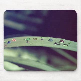 Rainbow Drops Mousepad