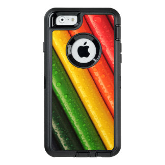 Rainbow Drops OtterBox Defender iPhone Case