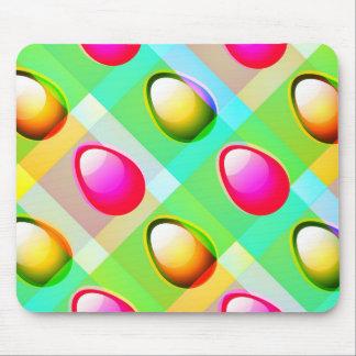 Rainbow Eggs Mousepad
