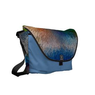 Rainbow Explosion Bag Courier Bag
