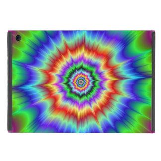 Rainbow Explosion iPad Case