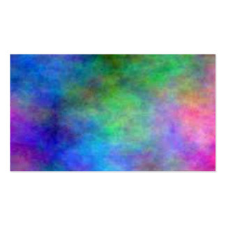 Rainbow Faded Double-Sided Standard Business Cards (Pack Of 100)